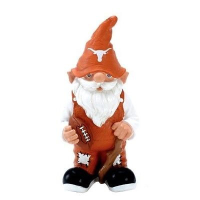 Texas Longhorns Decorative Garden Gnome 11