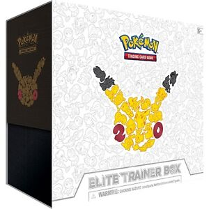 Pokemon TCG: Generations 20th Anniversary Elite Trainer Box
