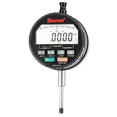 Starrett F2730ad Electronic Indicator 0-1 0-25mm Range .0005 0.001mm
