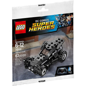 LEGO DC Comics Super Heroes - Mini The Batmobile (30446)