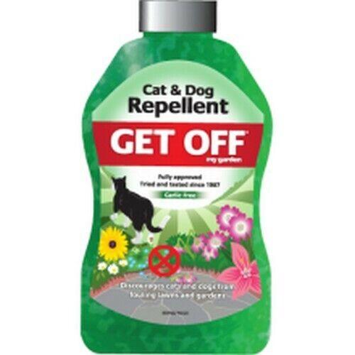 Blumen Get Off My Garden Cat And Dog Repellent Crystals (BT153)