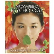 Discovering Psychology Hockenbury