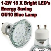 GU10 LED Blue