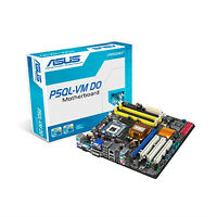 Mother Board Asus P5QL-VM DO