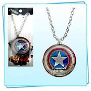 Captain America Keychain