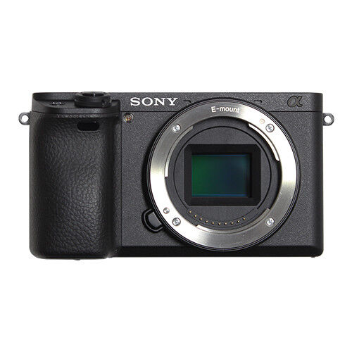 Sony Alpha a6500 Mirrorless Camera (Body Only) ILCE6500/B