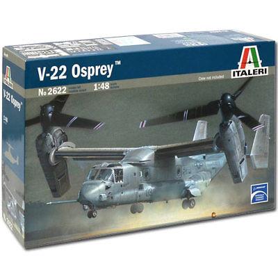 ITALERI Osprey V-22 2622 1:48 Aircraft Model Kit