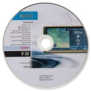 bmw navi cd navigations cds software ebay. Black Bedroom Furniture Sets. Home Design Ideas