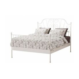 Stylish double bed frame! Super offer :)