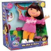 We Did It Dora Doll