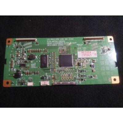 JVC LT-42G80 BU tcon video board. 6870C-0223A / LC420WX5-SLC2 for sale  Shipping to Nigeria