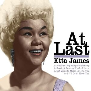 James,Etta - At Last  2012 [CD New]