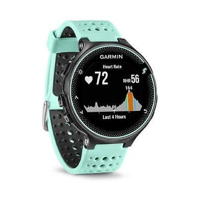 Garmin Forerunner 235 HRM GPS Sports Running Smart Watch - Blue