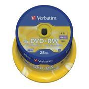 Blank DVD-RW