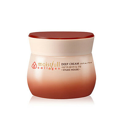 [ETUDE HOUSE] Moistfull Collagen Deep Cream - 75ml