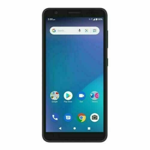 """Android Phone - UNLOCKED TELSTRA ESSENTIAL SMART 3 (ZTE A3 2020-T) 4G+5.5"""" 16GB"""