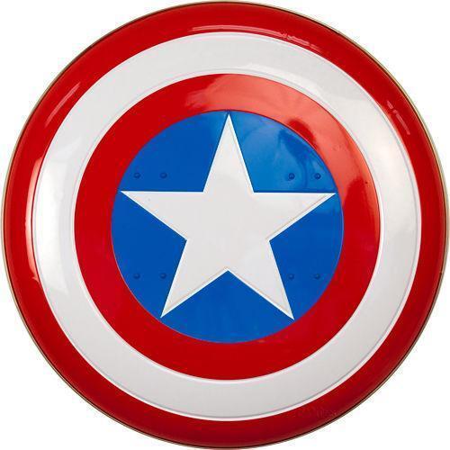 Captain America Shield Metal