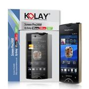 Sony Ericsson Xperia Ray Screen Protector