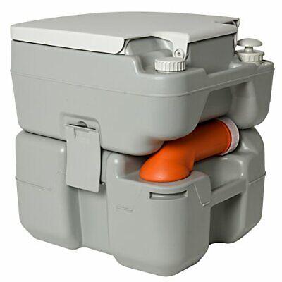 innovative portable toilet porta potty with level
