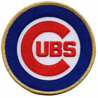 Gold Chicago Cubs MLB Programs