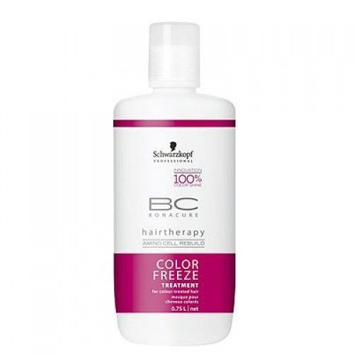 Schwarzkopf BC Bonacure Color Freeze Treatment 750ml for Color Treated Hair