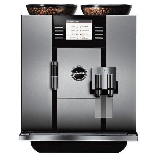 Jura GIGA 5 11 Cups Espresso Machine - Aluminum, free shippi