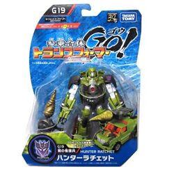 Transformers & Robots