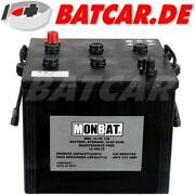 Unimog Batterie
