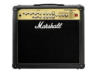 Swap my Marshall guitar valve amp for anything