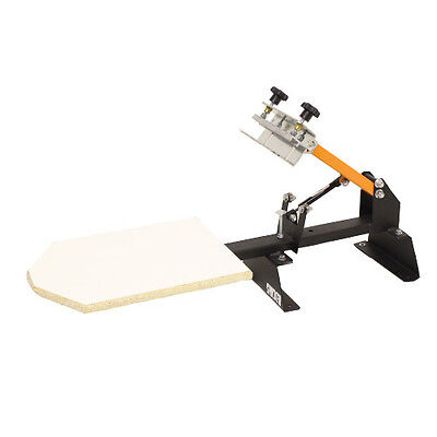 1x1 Premium Shocker Press - 1 Color 1 Station Screen Printing Press
