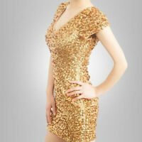 Brand New Sequin Party Dresses