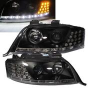 Audi A6 C5 Headlight