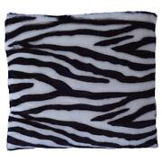Zebra Throw Pillows
