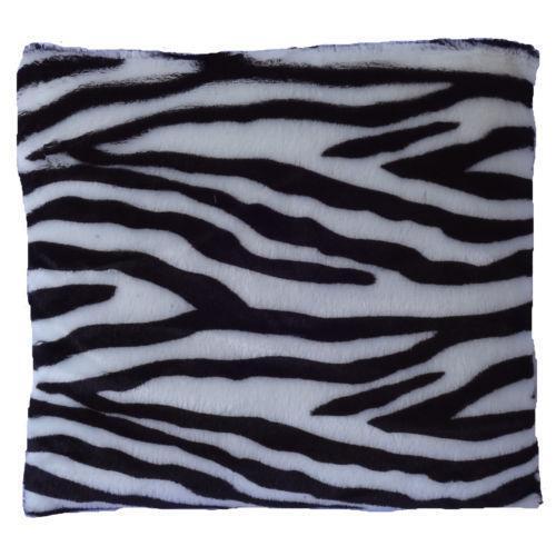 Zebra Throw Pillows Ebay