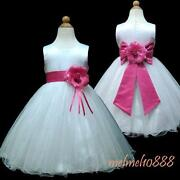 Flower Girl Dresses 7-8