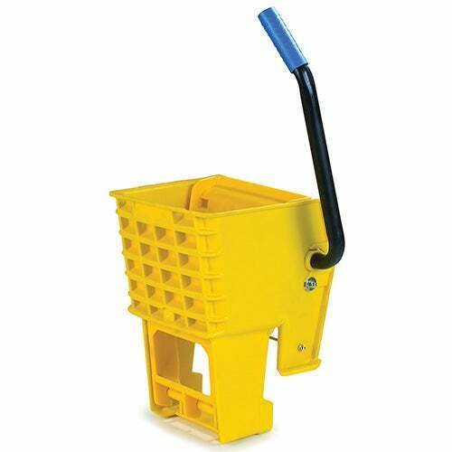 Side Press Wringer, 26/35 Qt, Yellow