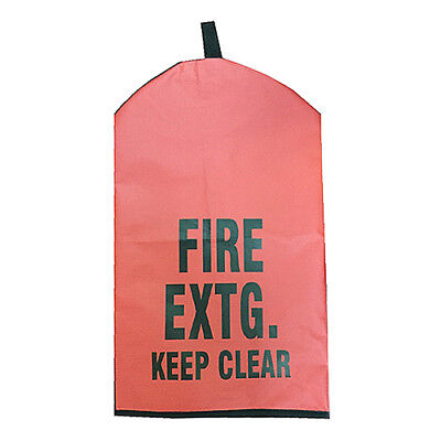 New Fire Extinguisher Covers No Window For 5 Abc Co2 Halotron Fec1