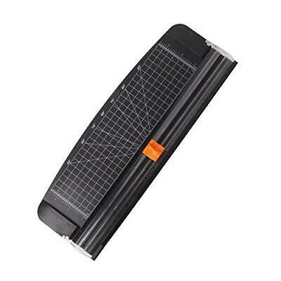 Jielisi 12 Inch Paper Trimmer A4 Size Paper Cutter With Automatic Security