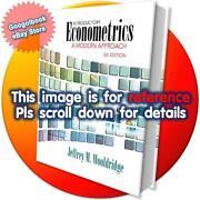 Introductory Econometrics Wooldridge