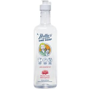 Nellie's One Soap, Water Lily
