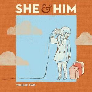 She & Him - Volume Two [New Vinyl]
