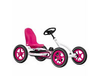 WANTED : Go Kart suitable for girl aged 4 - 8 , like one in picture or similar.