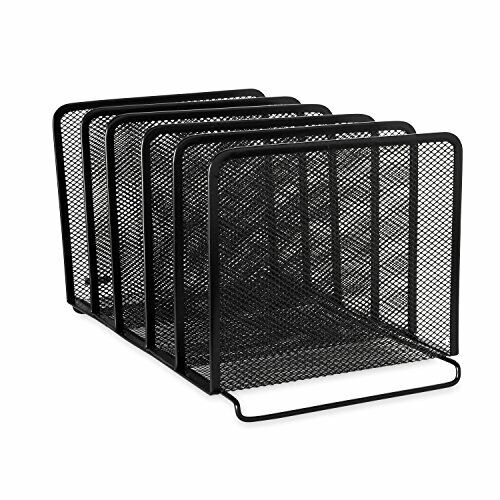 Rolodex Mesh Collection Stacking Sorter 5 Section Standard Packaging Ebay