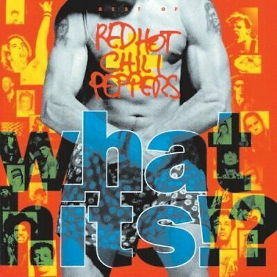 Red Hot Chili Peppers / What Hits!? (Early Hits / Best of)  (Red Hot Chilli Peppers Best Of)