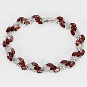 925 Sterling Silver Gemstone Bracelet