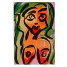 Peter Robert Keil Multi-Color Art Paintings