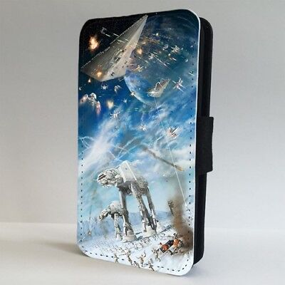 Star Wars Battle Field Hoth FLIP PHONE CASE COVER for IPHONE SAMSUNG