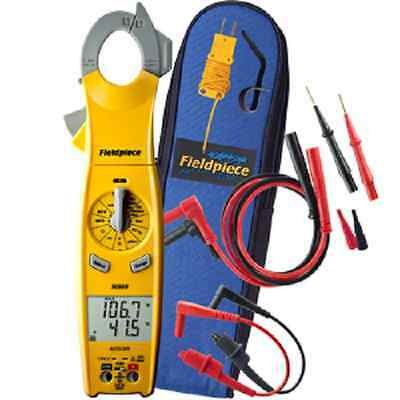 Fieldpiece SC620 400A Loaded Clamp Meter - Swivel Head ()
