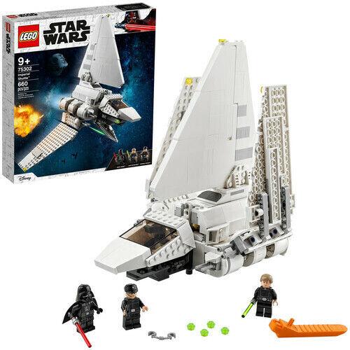 LEGO® Star Wars™ - Imperial Shuttle™ 75302 [New Toy] Brick
