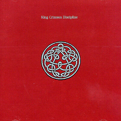 King Crimson   Discipline  New Cd